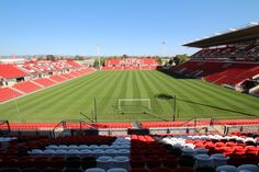 Coopers Stadium in Adelaide