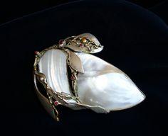Lucrari - marian nacu Jewelry Design, Brooch, Jewels, Fashion, Moda, Jewerly, Fashion Styles, Brooches, Gemstones