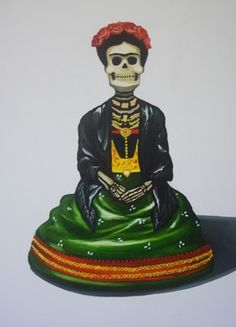 Ben Sheers Day of the Dead – 2011 Day Of The Dead, Fictional Characters, Day Of Dead