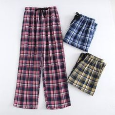 Plus Size Summer Short-sleeved Shorts Plaid Pajama Suit European Mens Cotton Mens Pyjama Sexy Sleepwear Men Pijamas Big Size Profit Small Men's Sleep & Lounge Underwear & Sleepwears