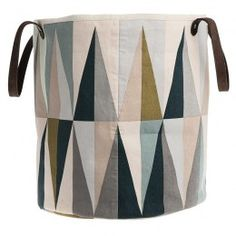 Ferm LIVING Spear  Storage Basket, Small