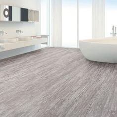 Grey Natural Stone Effect Waterproof Luxury Vinyl Click Flooring Pack 2.22m²   Departments   DIY at B&Q