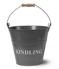 Kindling Bucket - £18.00 - Hicks and Hicks