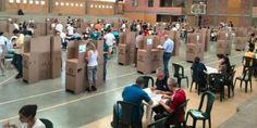 ELECCIONES DE JUNIO 15: TRIUNFO PARCIAL DE SANTOS, DERROTA RELATIVA DE URIBE Y AVANCE DEL MOVIMIENTO DEMOCRÁTICO