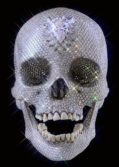 A Bling Scull -this is how it should looks like every time :)