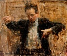 The Conductor    Ron Hicks