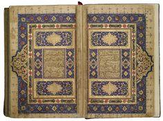 AN ILLUSTRATED AND ILLUMINATED MANUSCRIPT OF JAMI'S YUSUF WA ZULAYKHA, SIGNED BY 'ALI REZA AL-KATIB, HERAT OR BUKHARA, SAFAVID, DATED 982 AH/1574 AD