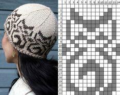 | OK.RU Loom Knit Hat, Baby Cardigan Knitting Pattern, Loom Knitting, Baby Knitting, Knitted Hats, Knitting Charts, Knitting Stitches, Knitting Patterns, Crochet Patterns