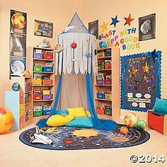 Space Reading Corner OH FOR HEAVENS SAKE