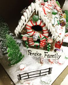 Gingerbread House fo