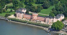 Das Biebricher Schloss in Wiesbaden
