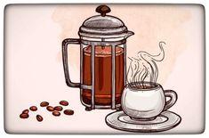 French Press, Coffee Maker, Kitchen Appliances, Coffee Maker Machine, Diy Kitchen Appliances, Coffee Percolator, Home Appliances, Coffee Making Machine, Coffeemaker