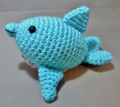 (4) Name: 'Crocheting : Little Chubby Dolphin FREE pattern **Amigurumi Queen on Pinterest