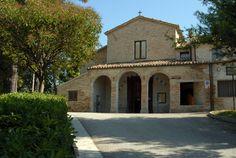 Chiesa dei Cappuccini del XVII° sec. #marcafermana #santelpidioamare #fermo #marche