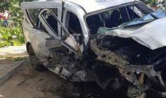 Heridos en accidente de Sahagún se recuperan en el hospital local - LARAZON.CO Car, Hospitals, Automobile, Autos, Cars