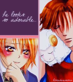 Skip Beat omake by carly4015