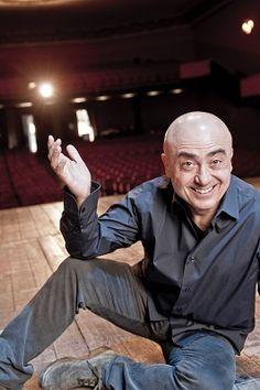 Paolo Cevoli il 3 dicembre a Rimini con il suo nuovo monologo