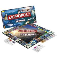 Monopoly Fishing Prized Catch