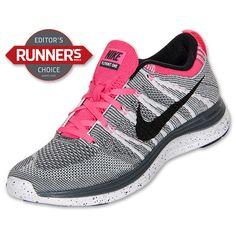 newest 8b8b2 c8a08 ... Polyvore Women s Nike Flyknit Lunar 1+ Running Shoes   FinishLine.com    Pure Platinum  ...