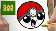 Pokemon ball kawaii
