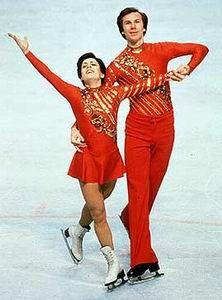 Irina Rodnina & Alexander Zaitsev