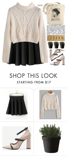 """""""hours"""" by scarlett-morwenna ❤ liked on Polyvore featuring Muuto, Pupa and vintage"""