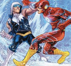 Here are five DC characters rumored for The Flash movie | Blastr