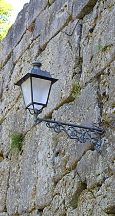 Lantern in Altari, Ciociaria, Italy