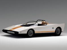 '71 Alfa Romeo 33 Cuneo Pininfarina