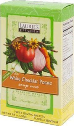 White Cheddar Potato Soup Mix by Laurie's Kitchen -- Awesome products selected by Anna Churchill