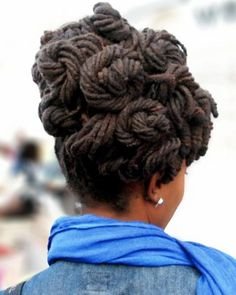 Best Of Loc Updo Hairstyles