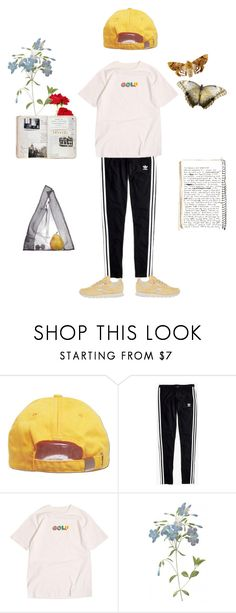"""""""Untitled #47"""" by yegativegirl ❤ liked on Polyvore featuring Madewell, Reebok and AZUMI AND DAVID"""
