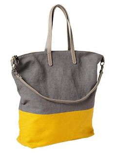 Colorblock tote | Gap