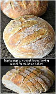 Sourdough Bread: A Step-By-Step Guide for Home Bakers