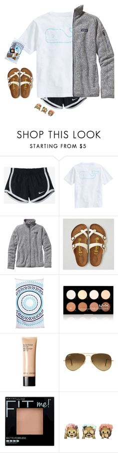 by southernmermaid ❤ liked on Polyvore featuring NIKE,