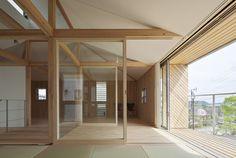 Casa Híbrida de Madera / Architecture Studio Nolla