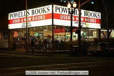 Powell's Books - Portland, Oregon