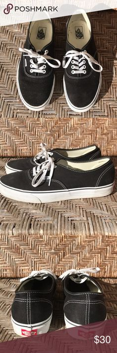 Men s Vans Era Black and white Vans Era in excellent used condition - like  new! babb30640