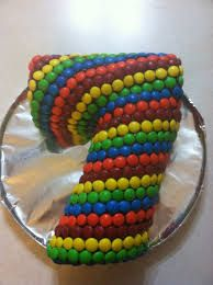 number 7 cake ideas - Google Search