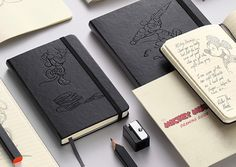 Un Notebook Mickey Mouse par Moleskine