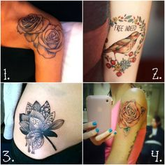 Help me choose my The Tattoo Project tattoo design!