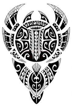 Polynesian Tattoos On Pinterest Samoan Tattoo Maori Tattoos And throughout Polynesian Tattoo