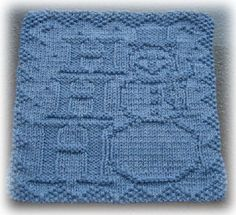 washcloth...need to make some in reds, greens and whites!