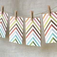 Amanda Wright is a graphic artist with a beautiful soothing aesthetic. I especially love her technicolor notecards...