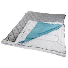Coleman 35D Tandem Rectangular Sleeping Bag: Outdoor Sports : Walmart.com