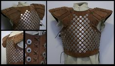 Studded Leather armour, similar to the Bracer, made instead into a wide belt or sash