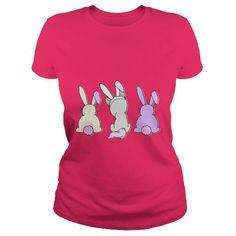 I Love Rabbit Friends TShirt Shirts & Tees