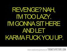Funny revenge quotes, revenge quotes, good revenge quotes   FUN box