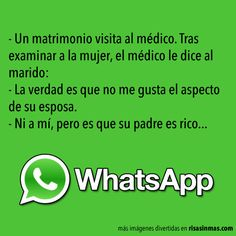 Chistes de WhastApp: Matrimonio de conveniencia. Good Charlotte, Funny Quotes, Life Quotes, Frases Humor, Spanish Humor, My Philosophy, Workout Humor, Have Fun, Lol