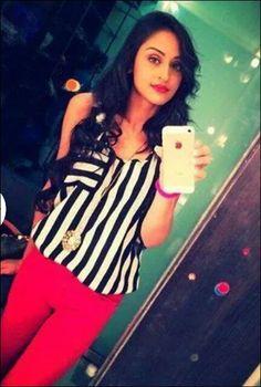 Krystal D'Souza Krystal Dsouza, Girl Fashion, Fashion Dresses, Tacker, Celebs, Celebrities, Heroines, Must Haves, Bollywood